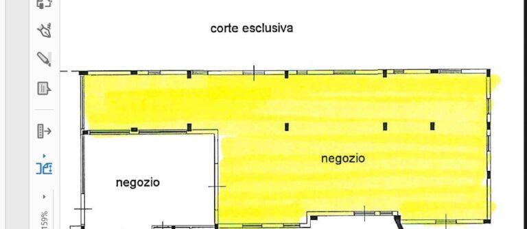 Martinsicuro, locale commerciale (abusivo) acquisito dal Comune
