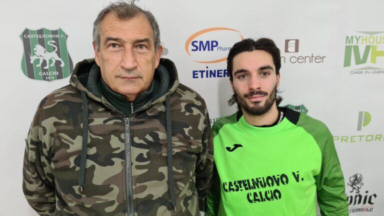 Serie D, Manuel Manari approda a Castelnuovo