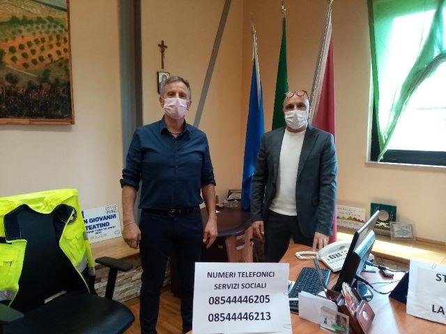 Buoni spesa per emergenza Covid, il Comune di San Giovanni Teatino riapre i termini per la domanda