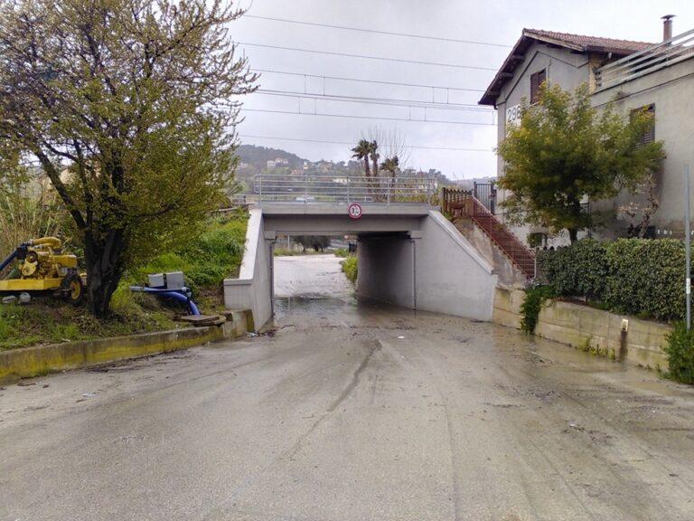 Martinsicuro, nuova condotta fognaria in via Bolzano: partono i lavori