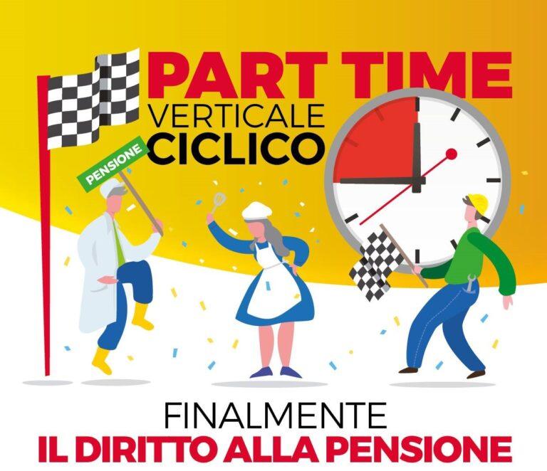 """Part-time verticale ciclico, Cgil Teramo: """"Diritto alla pensione per chi lavora in appalto"""""""