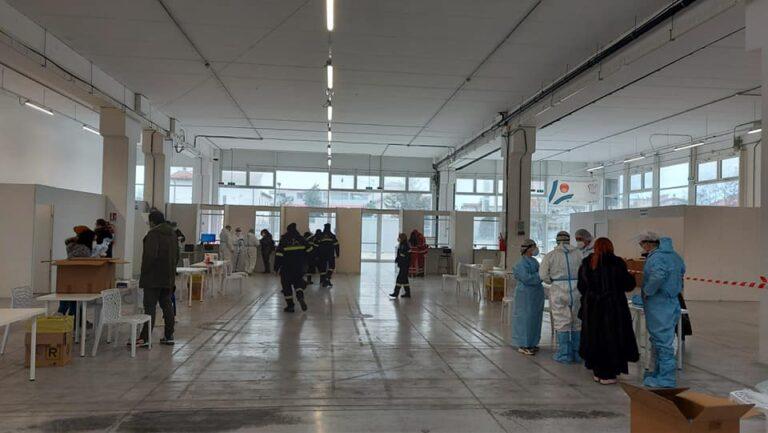Pescara, screening covid per 3mila studenti