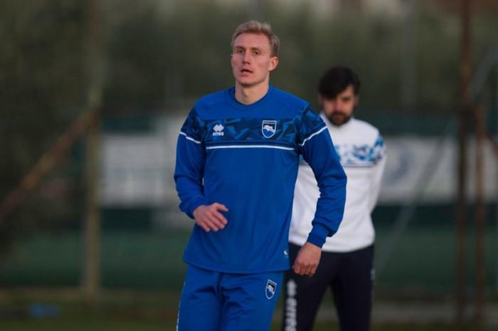Pescara, il danese Sorensen per la difesa di Breda
