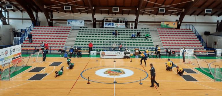 Ad Atri successo per la prima fase della Coppa Italia di Torball