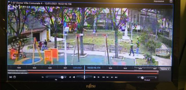 San Salvo, vandali in azione: individuati i presunti responsabili