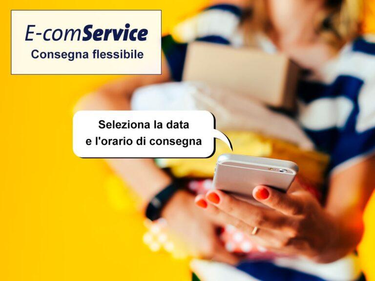 Con E-comService, ulteriori servizi da GLS