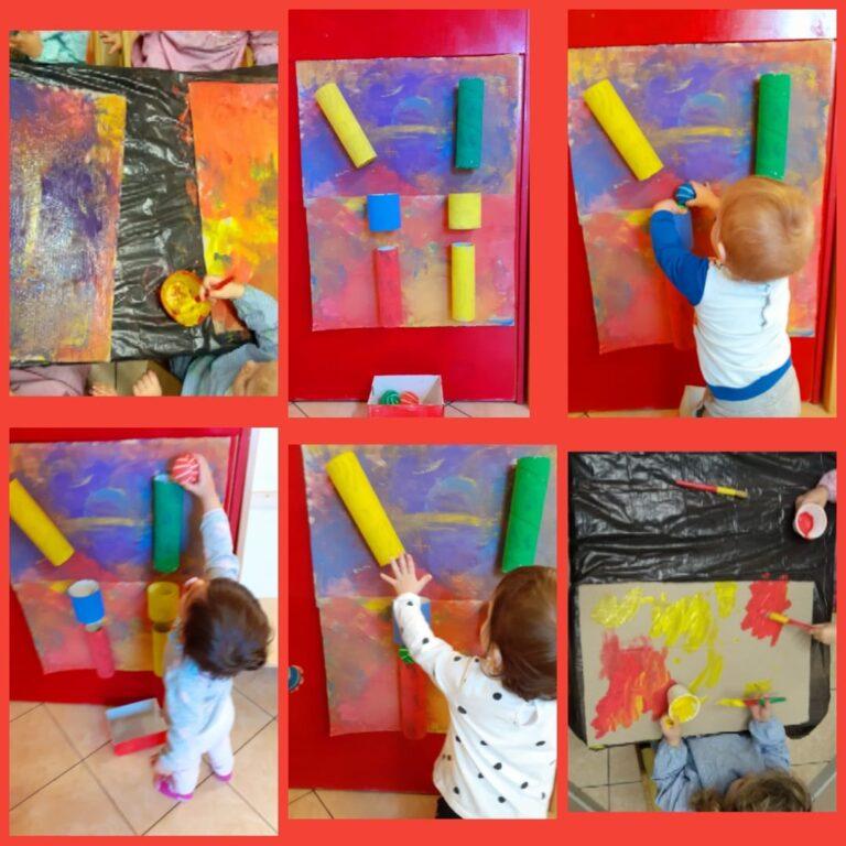 All'Asilo Nido Sirena apprendimento, gioco, socializzazione e fantasia!