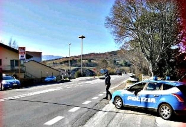 Pescara, controlli a tappeto della polizia nel pescarese
