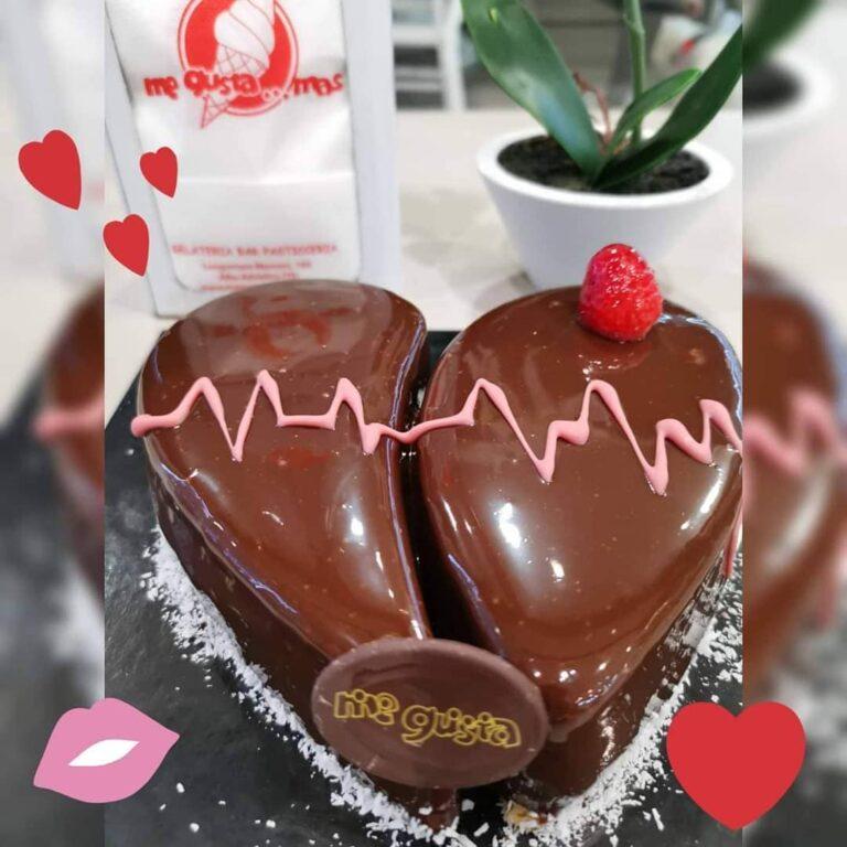 Me gusta Mas: torte senza lattosio e gluten free per San Valentino