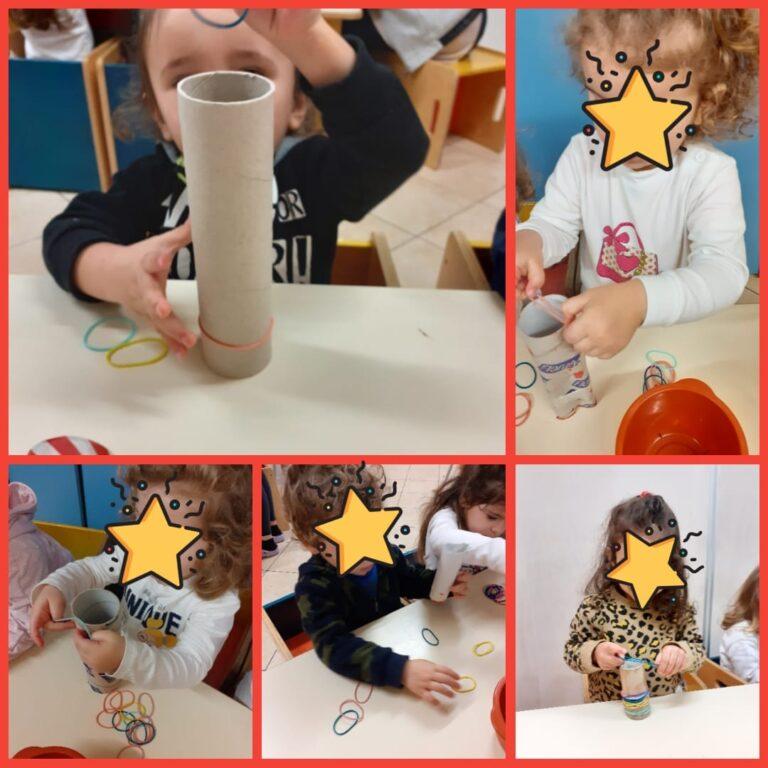 All'Asilo Nido Sirena i bambini apprendono giocando!