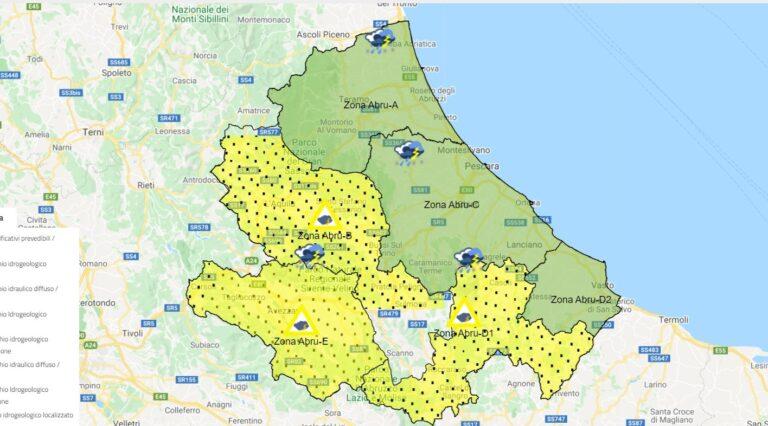 Maltempo, allerta gialla in 15 regioni: le previsioni