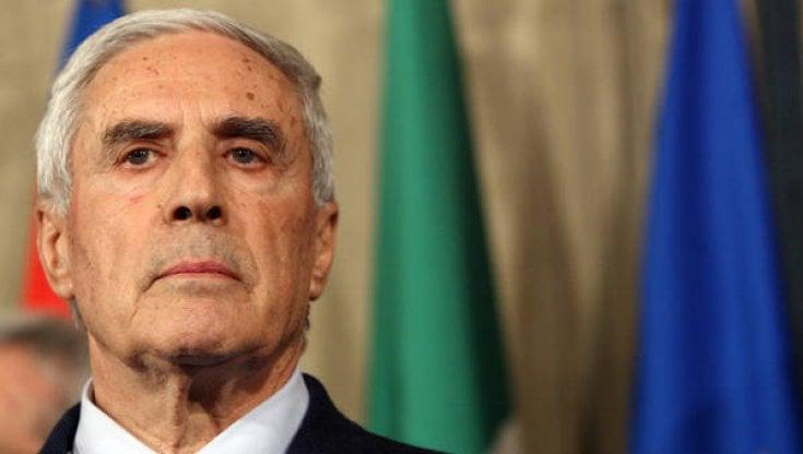 Morto l'ex presidente del Senato Franco Marini