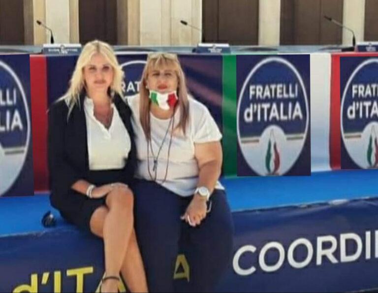 Insulti a Giorgia Meloni: la solidarietà delle donne di Fratelli d'Italia provincia di Teramo