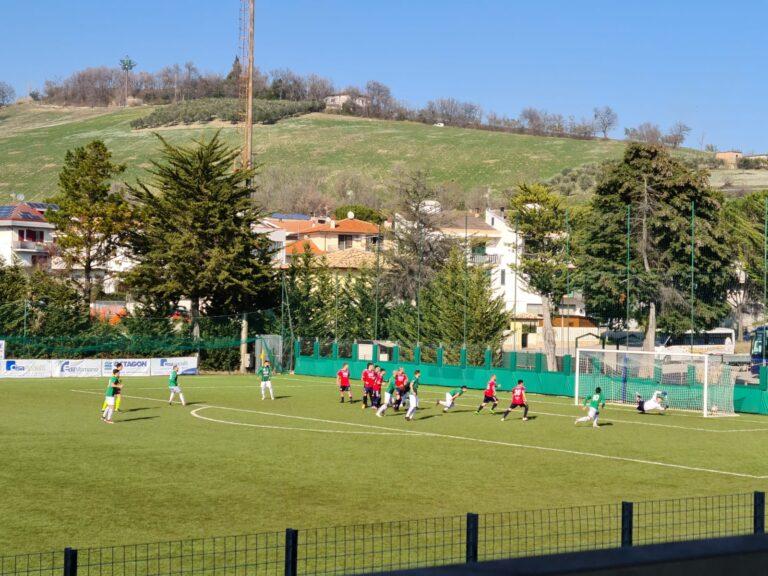 Serie D, il Castelnuovo non va oltre il 2-2 con il Fiuggi