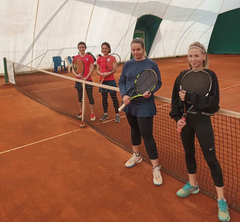 Circolo tennis Silvi: i risultati del torneo Nazionale di Inverno 2021