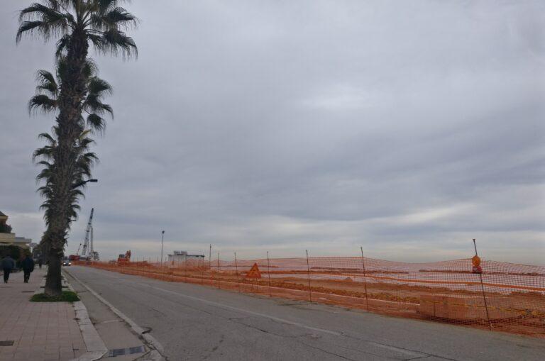 Martinsicuro, nuovo asfalto sul lungomare: aggiudicati i lavori