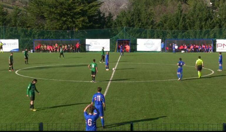 Serie D, il Castelnuovo fa la partita ma finisce 0-0 contro il Porto Sant'Elpidio
