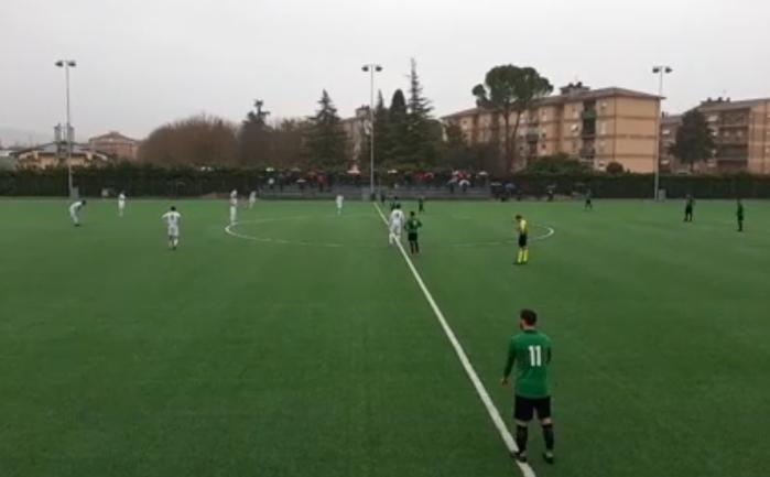 Serie D, partita pazza: Rieti-Castelnuovo finisce 3-4