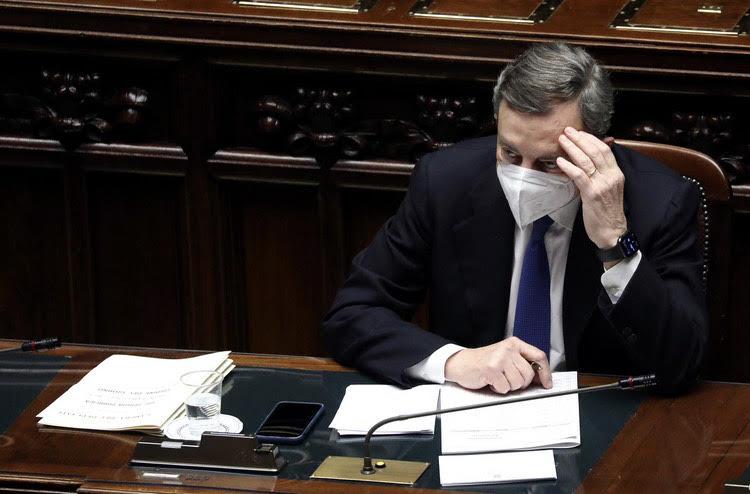 Primo decreto Draghi: prorogato il divieto di spostamenti tra regioni. Stop alle visite in zona rossa