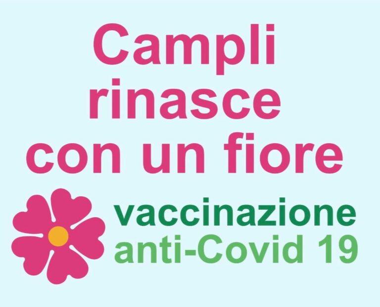Covid, inizia la campagna vaccinale a Campli: il calendario