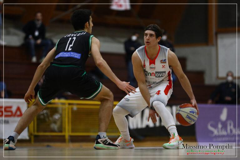 Basket Serie B, la Rennova Teramo torna a vincere