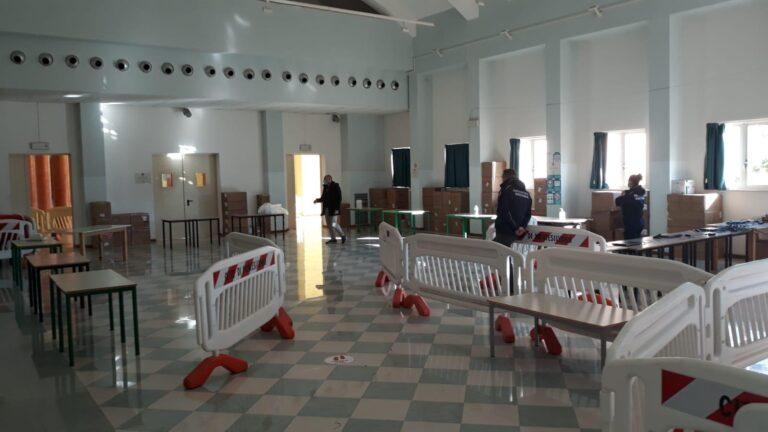 Montesilvano, 2500 per il secondo screening anti-covid
