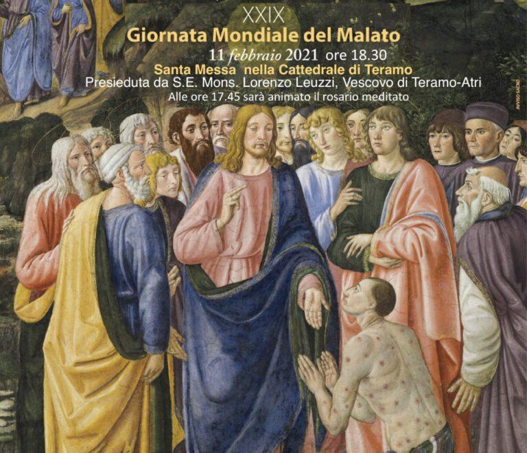 Teramo, santa messa in Cattedrale per la Giornata del Malato