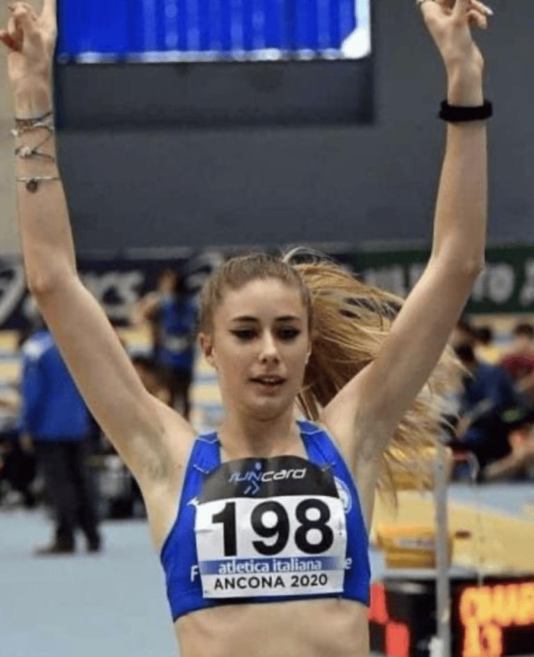 Atletica, un altro oro per la teramana Gaia Sabbatini
