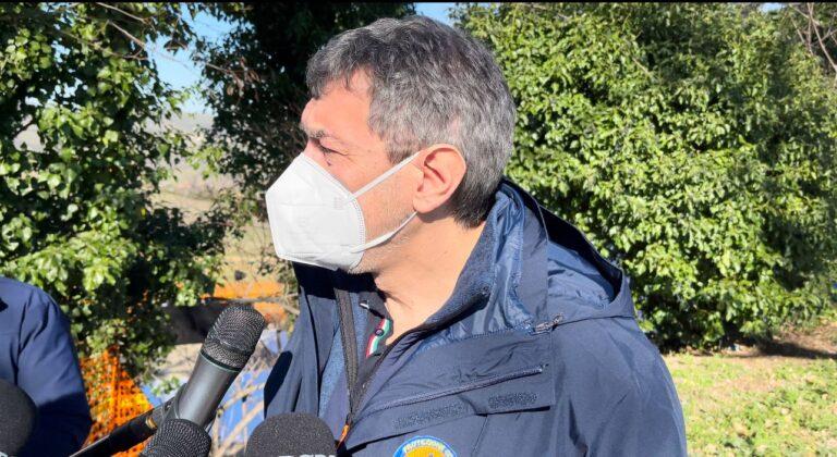"""Covid, Marsilio: """"Polmoniti gravi anche nei più giovani per le varianti"""". In arrivo nuove dosi di vaccino VIDEO"""