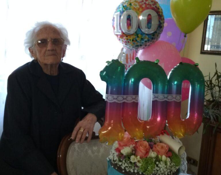 Pianella, 100 candeline per Anna Sevo