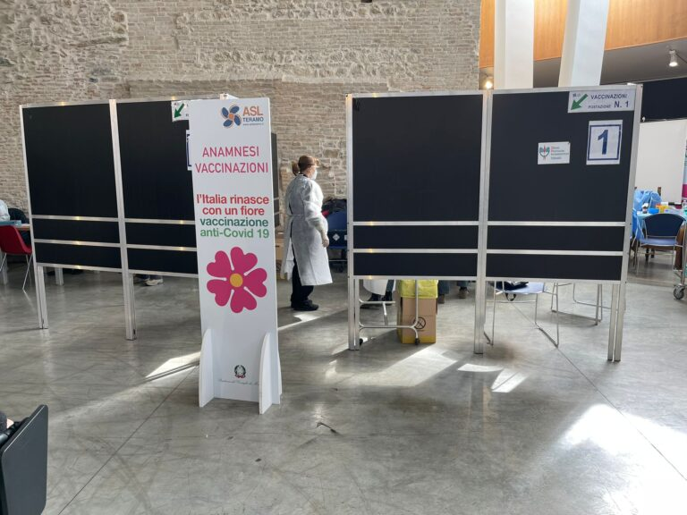 Vaccini covid: controlli dei Nas a Pescara, Montesilvano e Città Sant'Angelo sulle procedure
