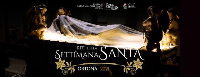 Ortona, 'Passio Christi': al lavoro per organizzare i riti della settimana santa in sicurezza