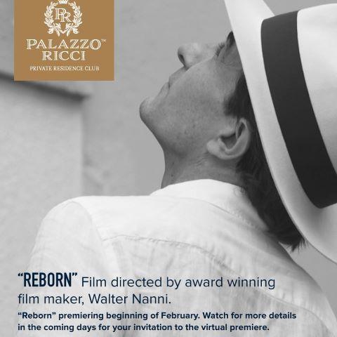 Casoli, 'Reborn': il cortometraggio di Walter Nanni
