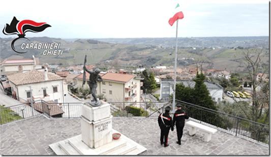 Villamagna, furto all'autolavaggio: identificato e denunciato dai Carabinieri anche il secondo ladro