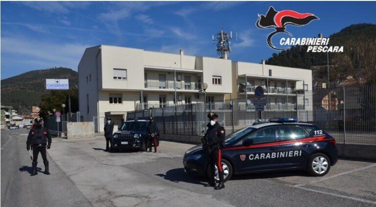 Popoli, chiede birra a ristorante chiuso: aggredisce ristoratore e carabinieri