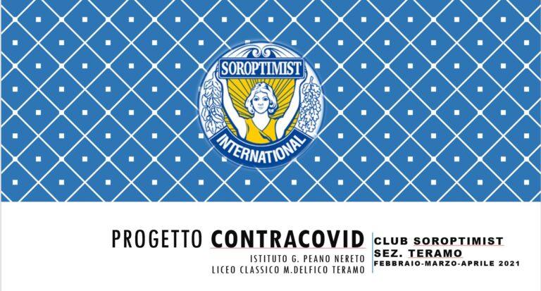 Contra Covid: il progetto del Soroptimist Teramo che coinvolge studenti e genitori
