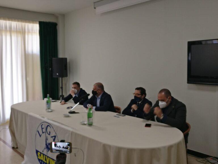 Giulianova, dimissioni sindaco: Lega difende Costantini e attacca la sinistra