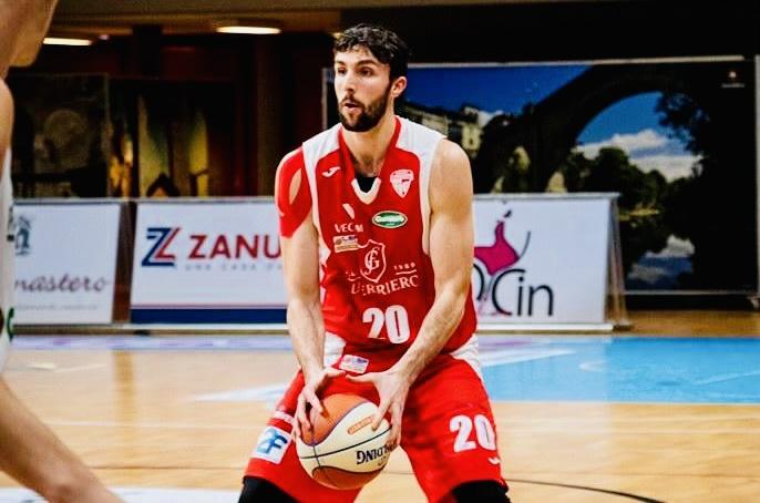 Basket, Teramo a Spicchi in emergenza: arriva il nuovo centro Daniele D'Andrea