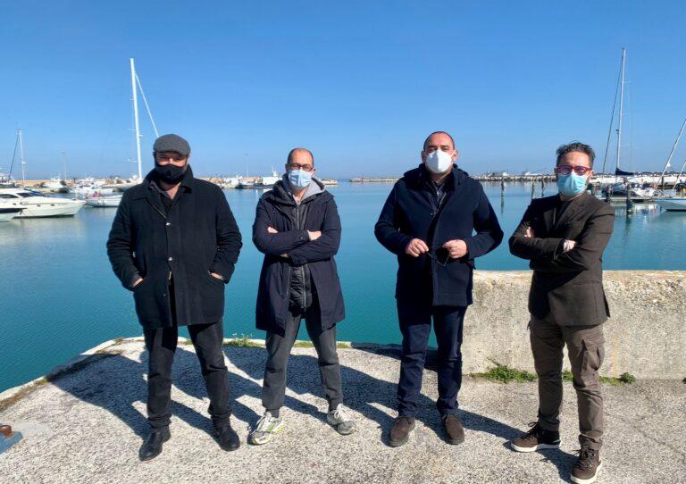 Giulianova, Imprudente approva il progetto per il rilancio del mercato ittico