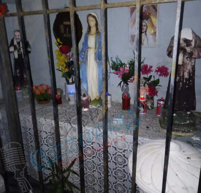 Giulianova, 'decapitata' la statua della Madonnina sul lungomare