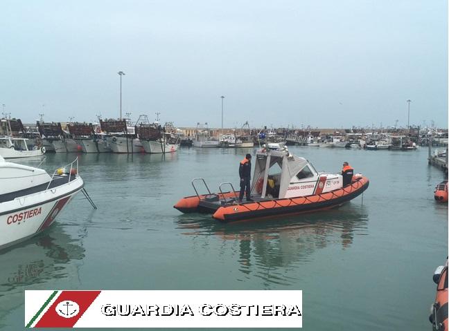 Controlli in mare: sanzionate due imbarcazioni tra Roseto e Pineto