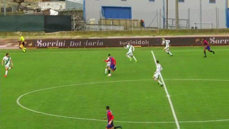 Serie D, recuperi: solo un pari per il Notaresco. Con il Castelfidardo finisce 1-1