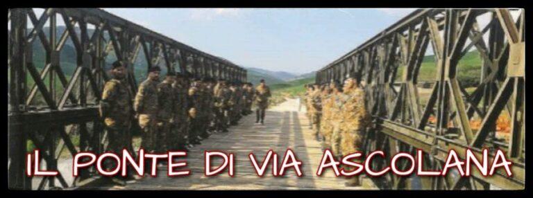 """Alba Adriatica, via Ascolana: l'idea del ponte """"militare"""" che però ha costi non indifferenti"""
