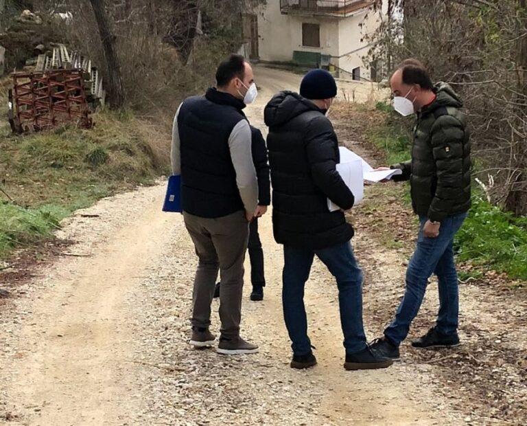 Civitella del Tronto, viabilità alternativa a Ponzano: partono i lavori