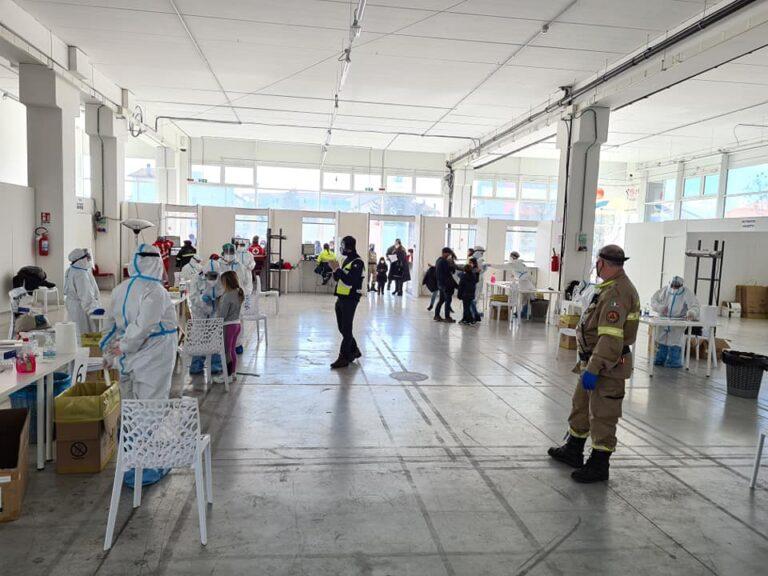 Pescara, nuovo screening anticovid: COME PRENOTARSI