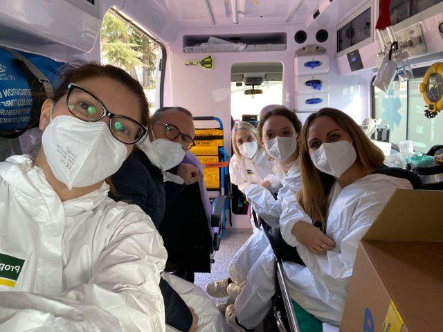 Covid-19, nuovi vaccinati e nuovi positivi in provincia di Chieti
