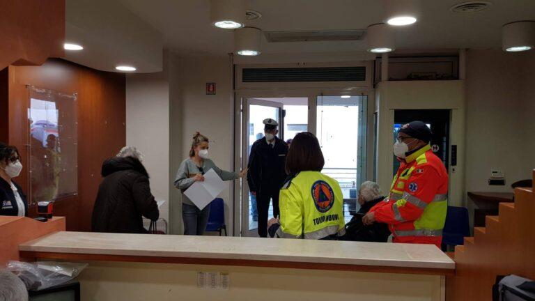 Covid, vaccinati oltre 100 anziani a Torano Nuovo