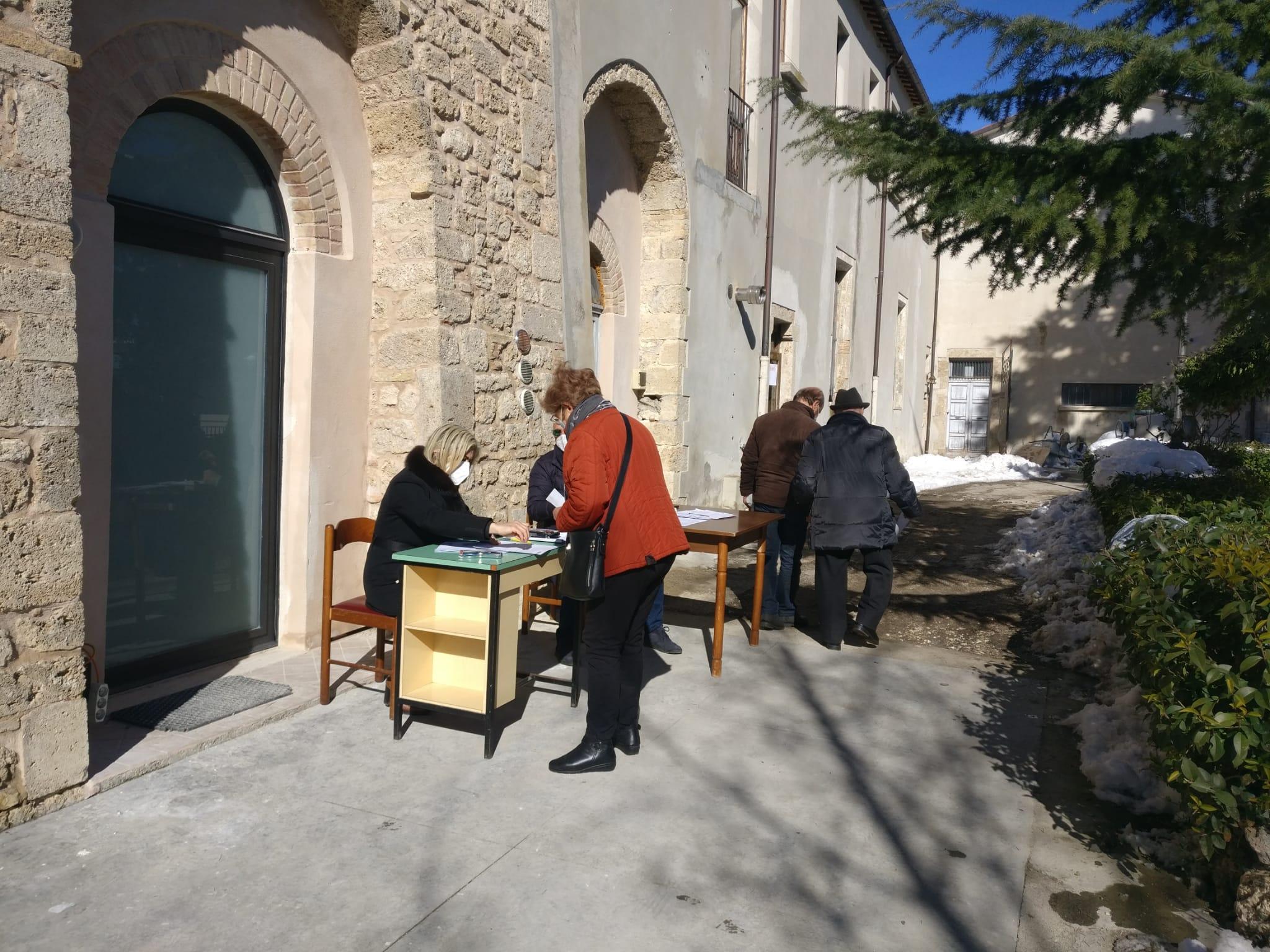 533 casi di Covid-19 oggi in Abruzzo, 3367 i tamponi molecolari analizzati