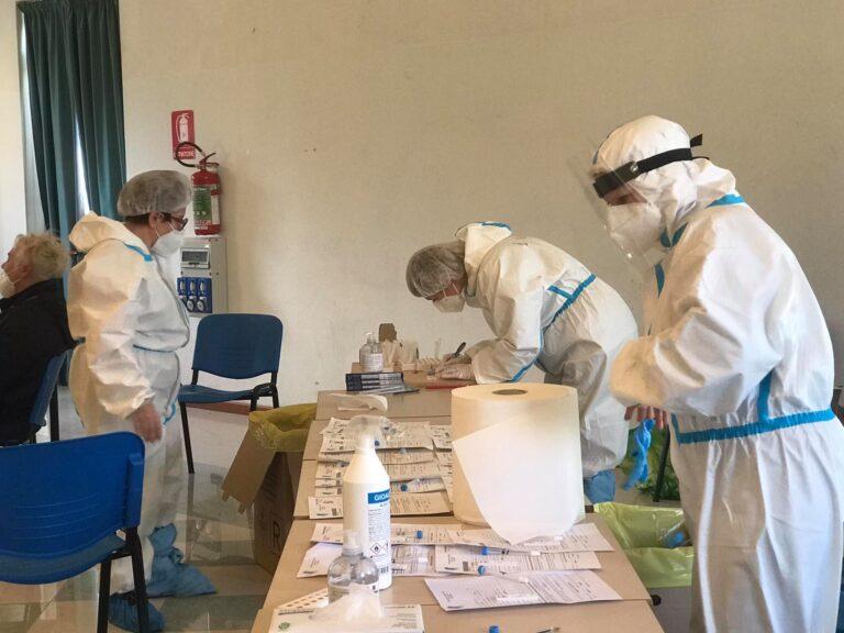 Montesilvano, Covid: la vaccinazione slitta a giovedì