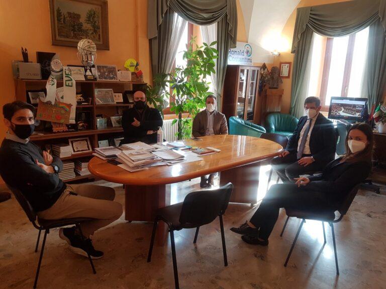 Giulianova, visita dell'assessore Quaresimale: tutto pronto per l'avvio della campagna vaccinale